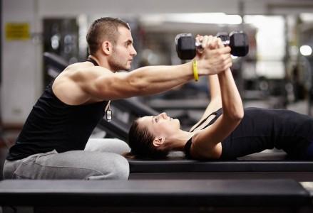Bicepsz – tricepsz edzés
