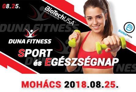 duna fitness sport és egészségnap