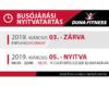 Busójárási nyitvatartás 2019. március