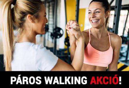 páros walking akció duna fitness