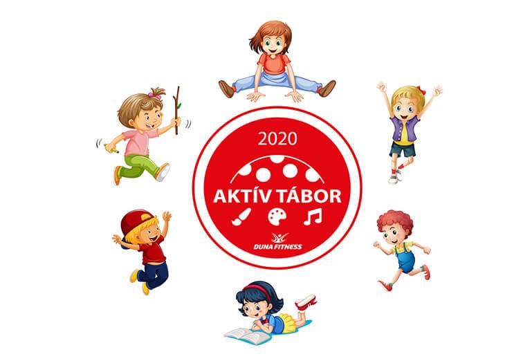 Duna Fitness Aktív nyári tábor 2020.