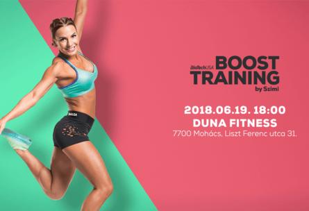 Duna Fitness Boost Training