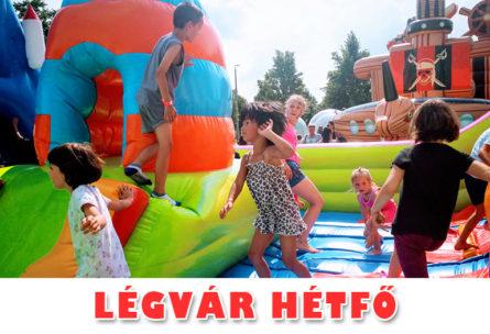 Légvár Hétfő - Duna Fitness