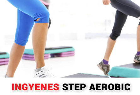 ingyenes cardio step aerobic