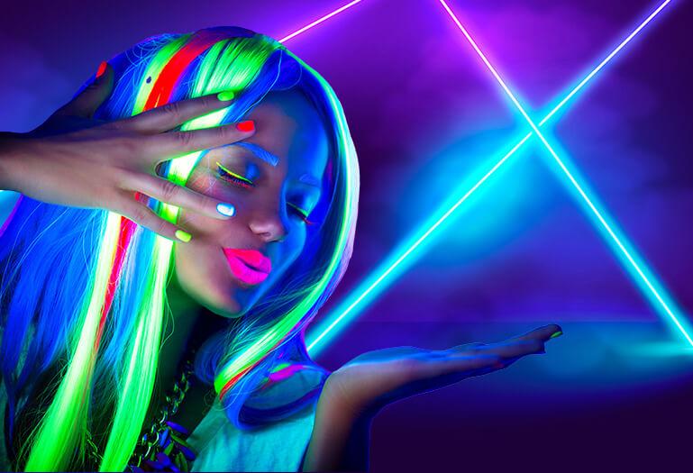Fanatic Jump - UV Color Party | Duna Fitness - Mohács