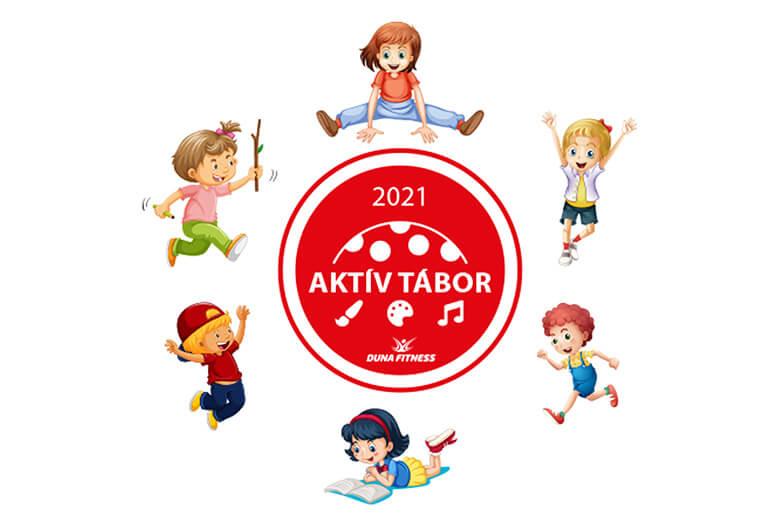 Duna Fitness Aktív nyári tábor 2021.